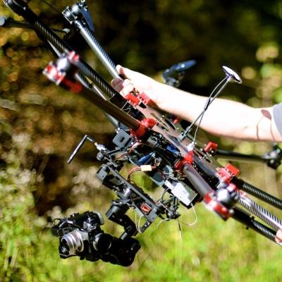DJI S1000 Drone GH4