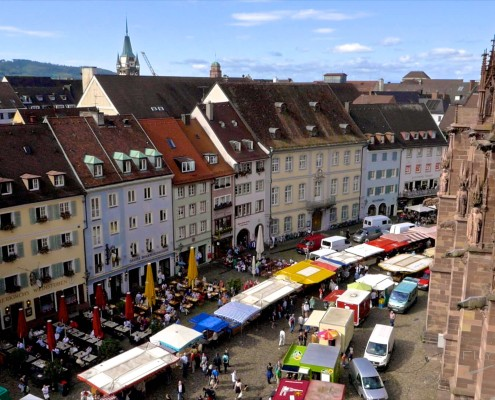 In the belly of Freiburg | Documentary about the foodmarket of Freiburg im Breisgau, Germany